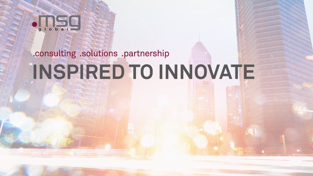 msg global solutions: Leadership in IT Consulting and Integration