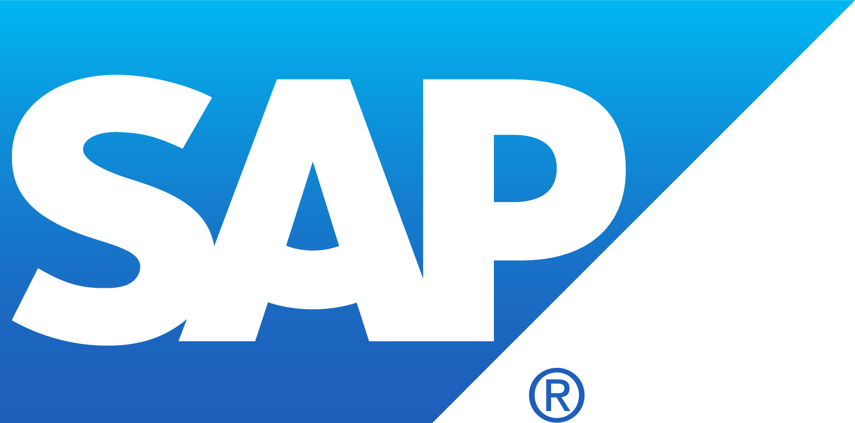 SAP Logo transparent